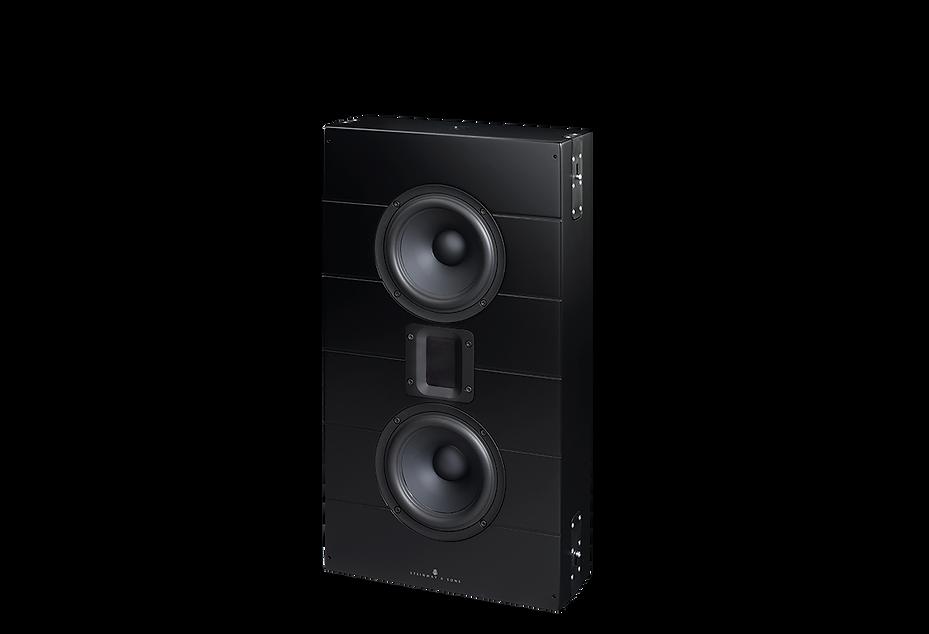 Steinway Lyngdorf IW-26V - акустическая система для домашнего кинотетра. Встраиваемая в стены.