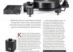 Тест проигрывателя пластинок Zavfino ZV-8
