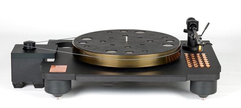 проигрыватель виниловых пластинок Zavfino Copperhead-X - комплект с тонармом