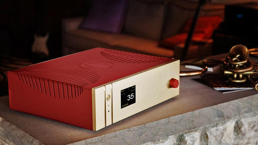 Заказные цвета аппаратуры Gold Note. Для DarTZeel, Accuphase и других специальных комплектов.