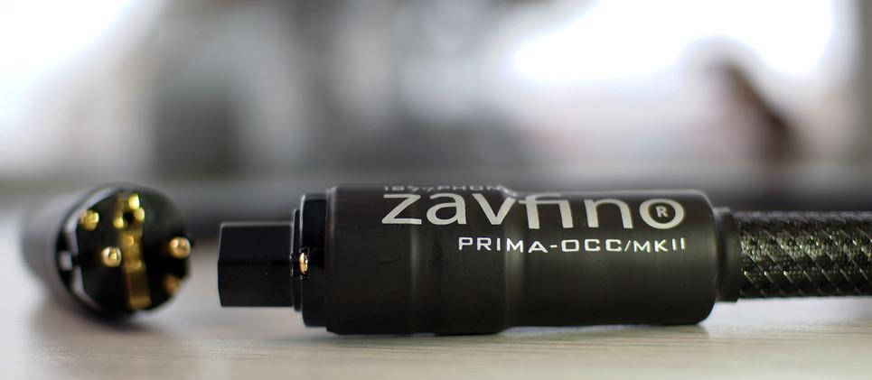 силовой кабель Zavfino Prima