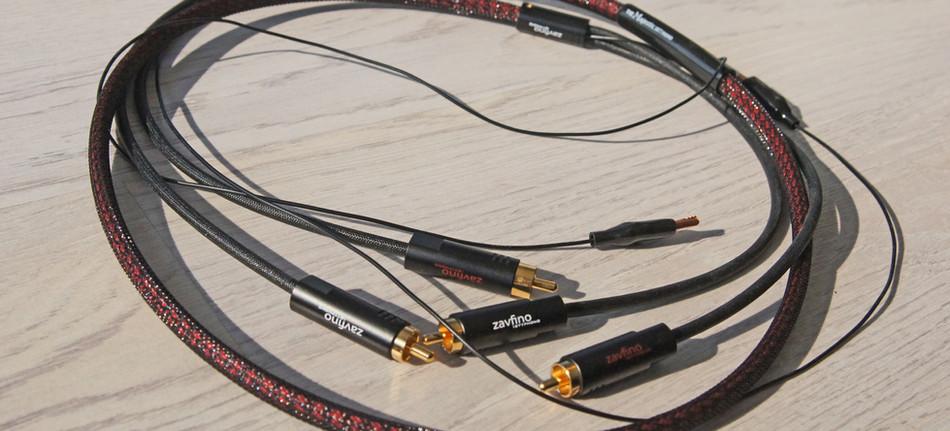 кабель для тонарма Zavfino Majestic mk2