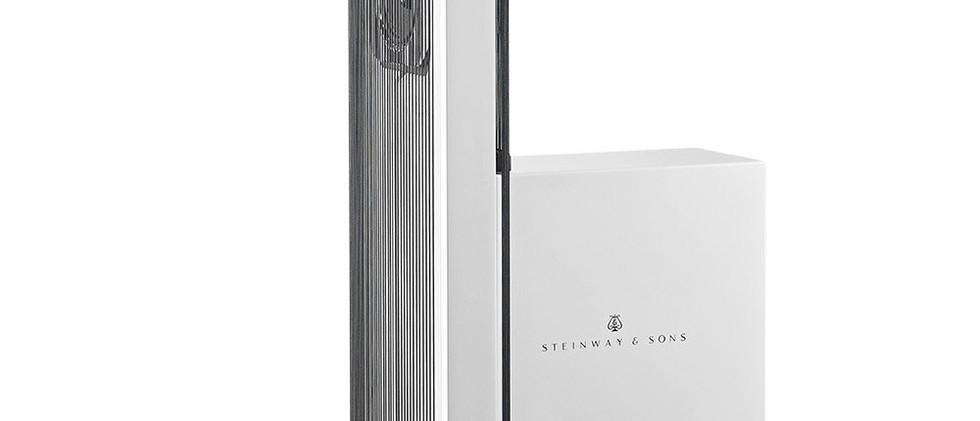 Steinway Lyngdorf Model C белые