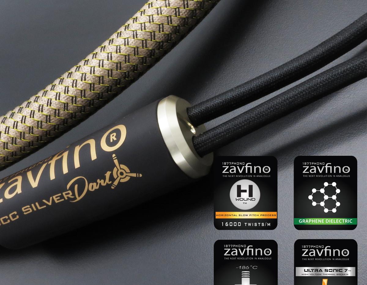 Zavfino Silver Dart