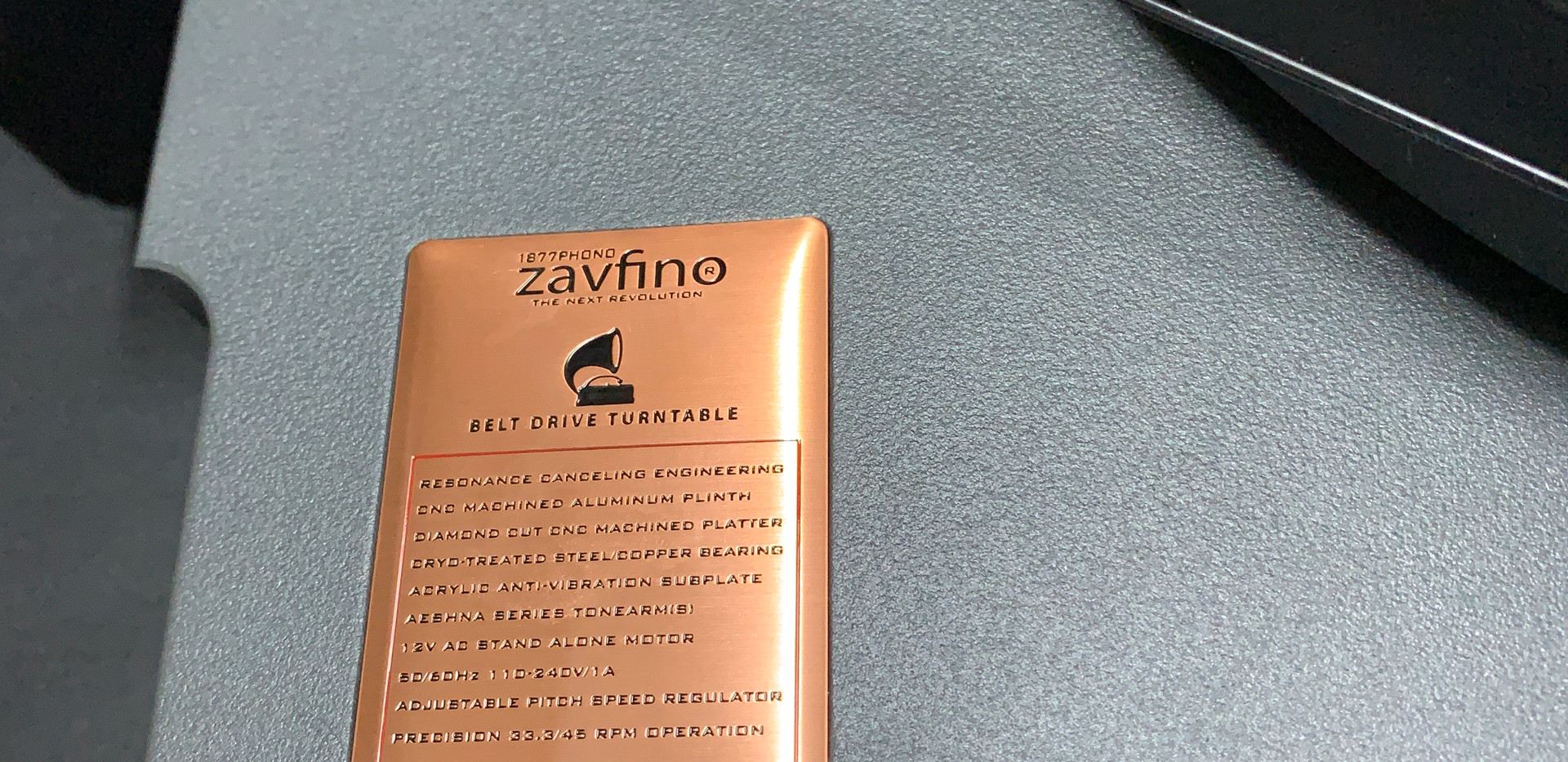 Zavfino Copperhead