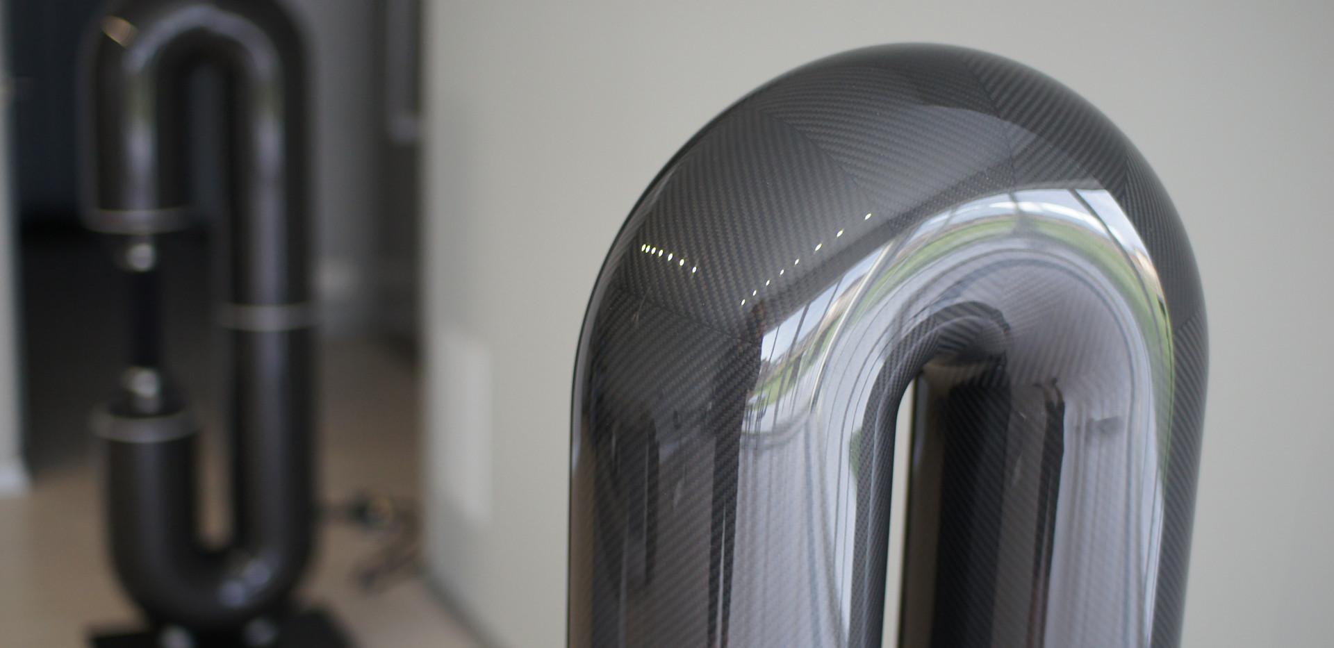 BAYZ Audio Courante Signature имеют карбоновый корпус