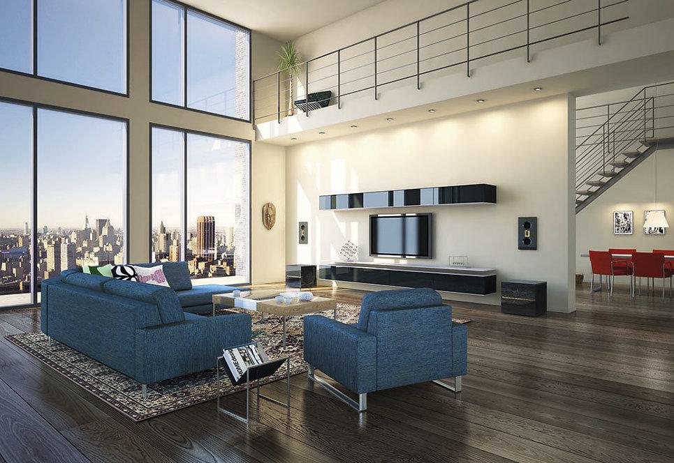 Steinway Lyngdorf Model M архитектурные настенные акустические системы High-End для стерео и домашнего кинотеатра