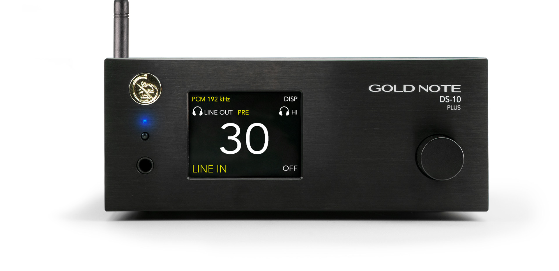 Gold Note DS-10-PLUS black