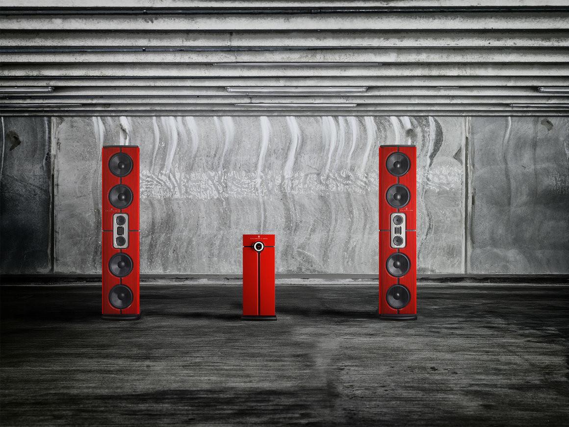 Steinway Lyngdorf Model D - лучшая полная стерео система