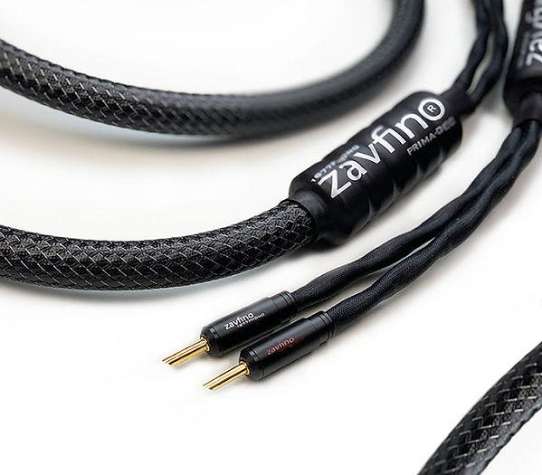 Zavfino Prima - акустический кабель 2020 года