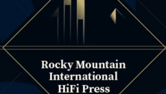 "Награды ""The Rocky Mountain International HiFi Press Awards 2019"""