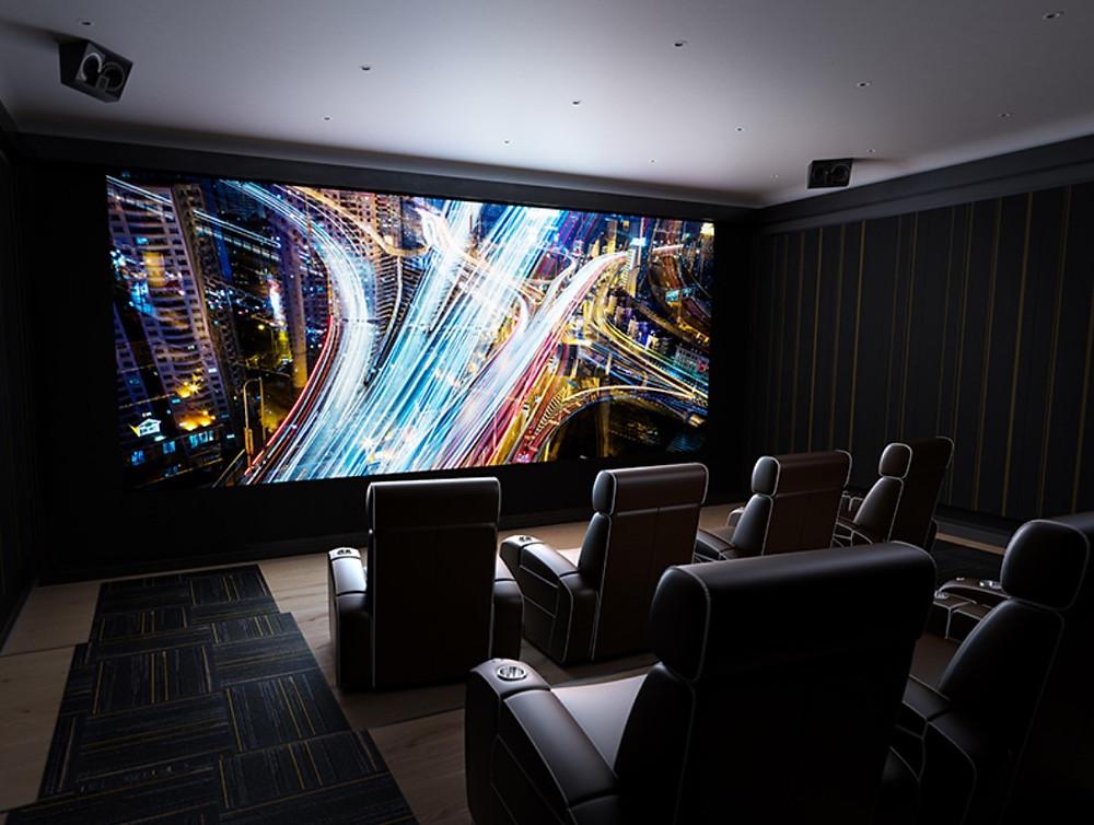 Steinway Lyngdorf для больших домашних кинозалов