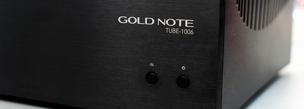 Gold Note_TUBE-1006