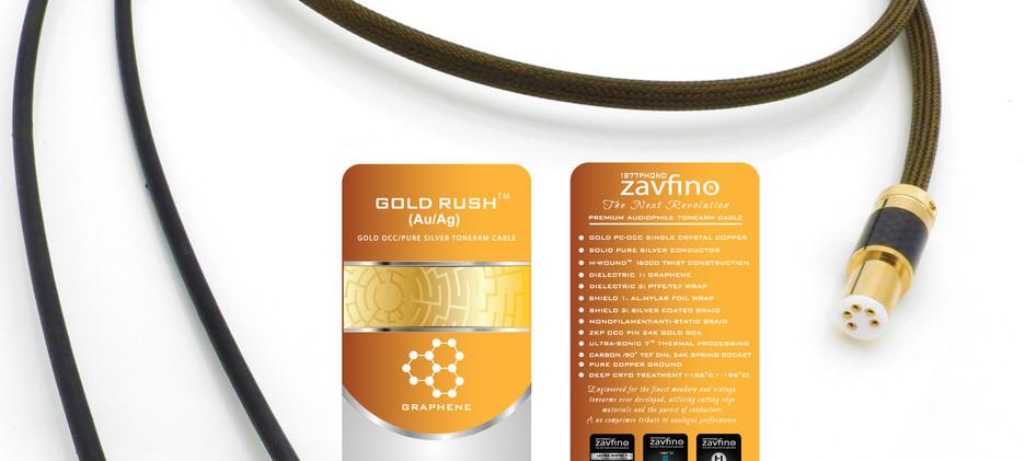 Zavfino Gold Rush