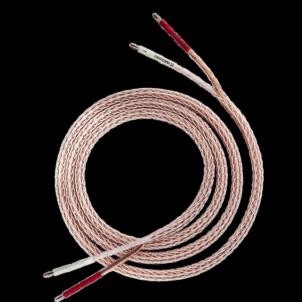 Kimber Kable 12TC - лучший акустический кабель на катушке и на отрез.