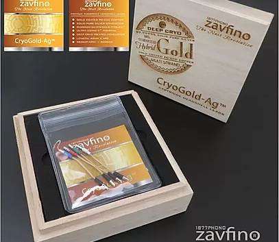 Zavfino CryoGold Ag
