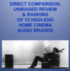 Тест High End домашних кинотеатров
