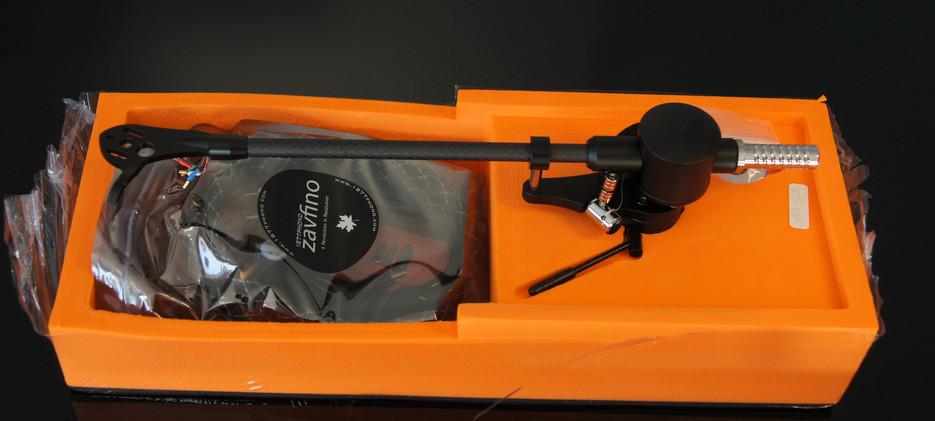 Тонарм Zavfino Aeshna Carbon in box