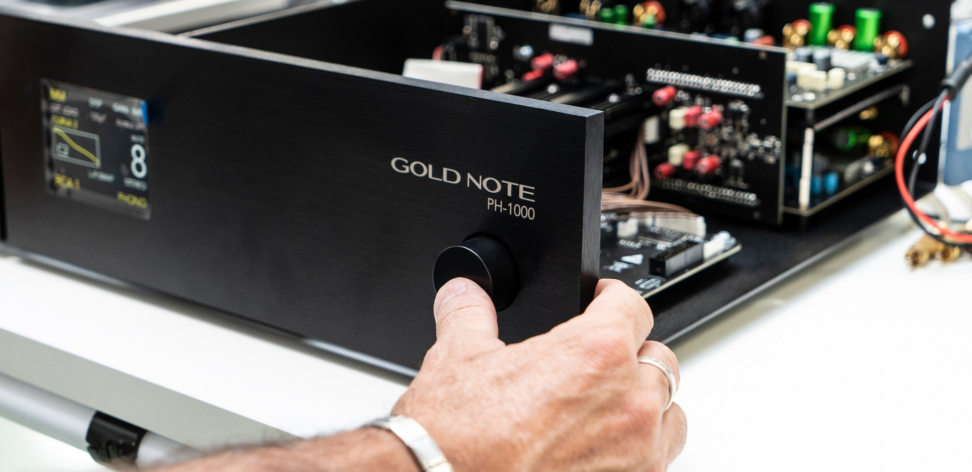 Gold Note PH-1000