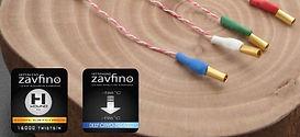 Zavfino CryoLitz-Ag™ - кабели для шелла из серебра.