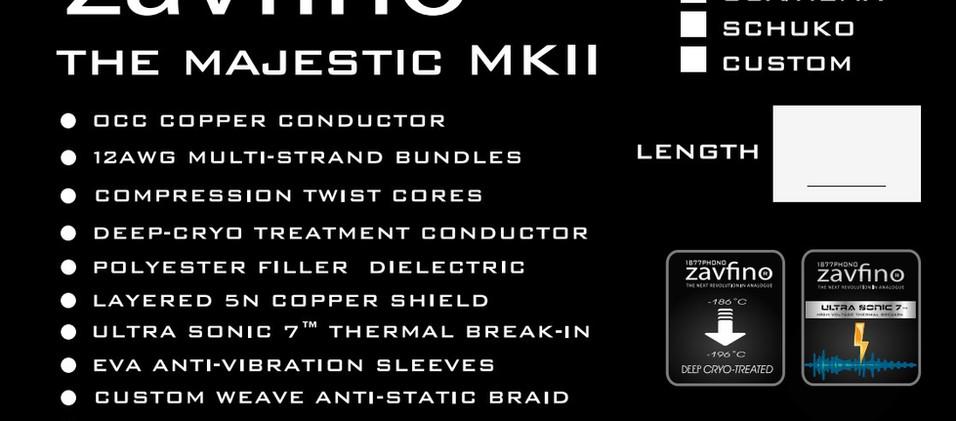 Zavfino Majestic OOC PC mk2
