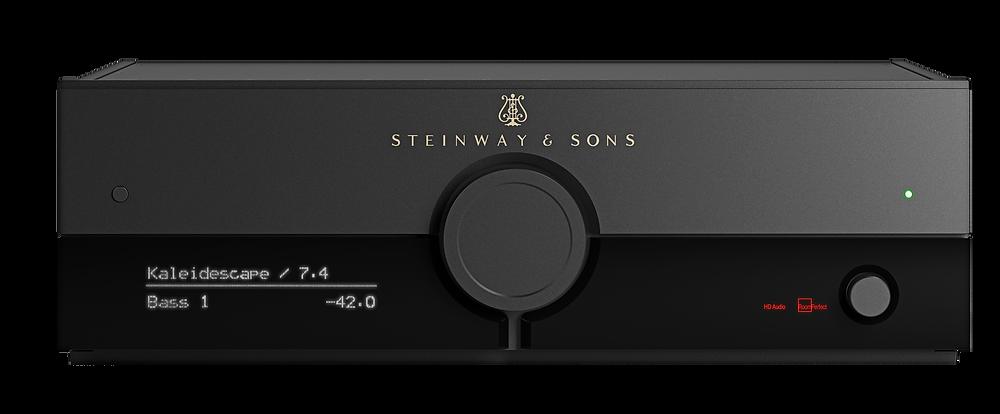 Кинотеатральный процессор Steinway Lyngdorf P-300 c HDMI 2.1.