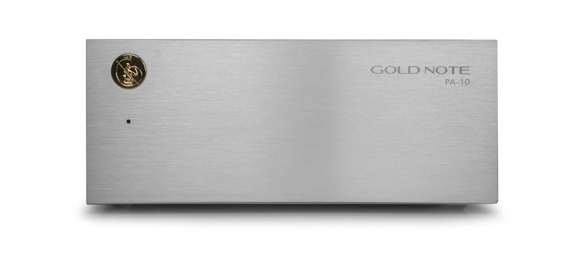 Gold Note PA-10 серебристый