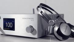 Gold Note DS-10 идеальный стример для наушников.