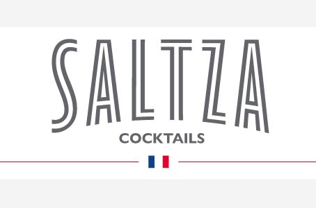 SALTZA cocktail : vodka thym pamplemousse