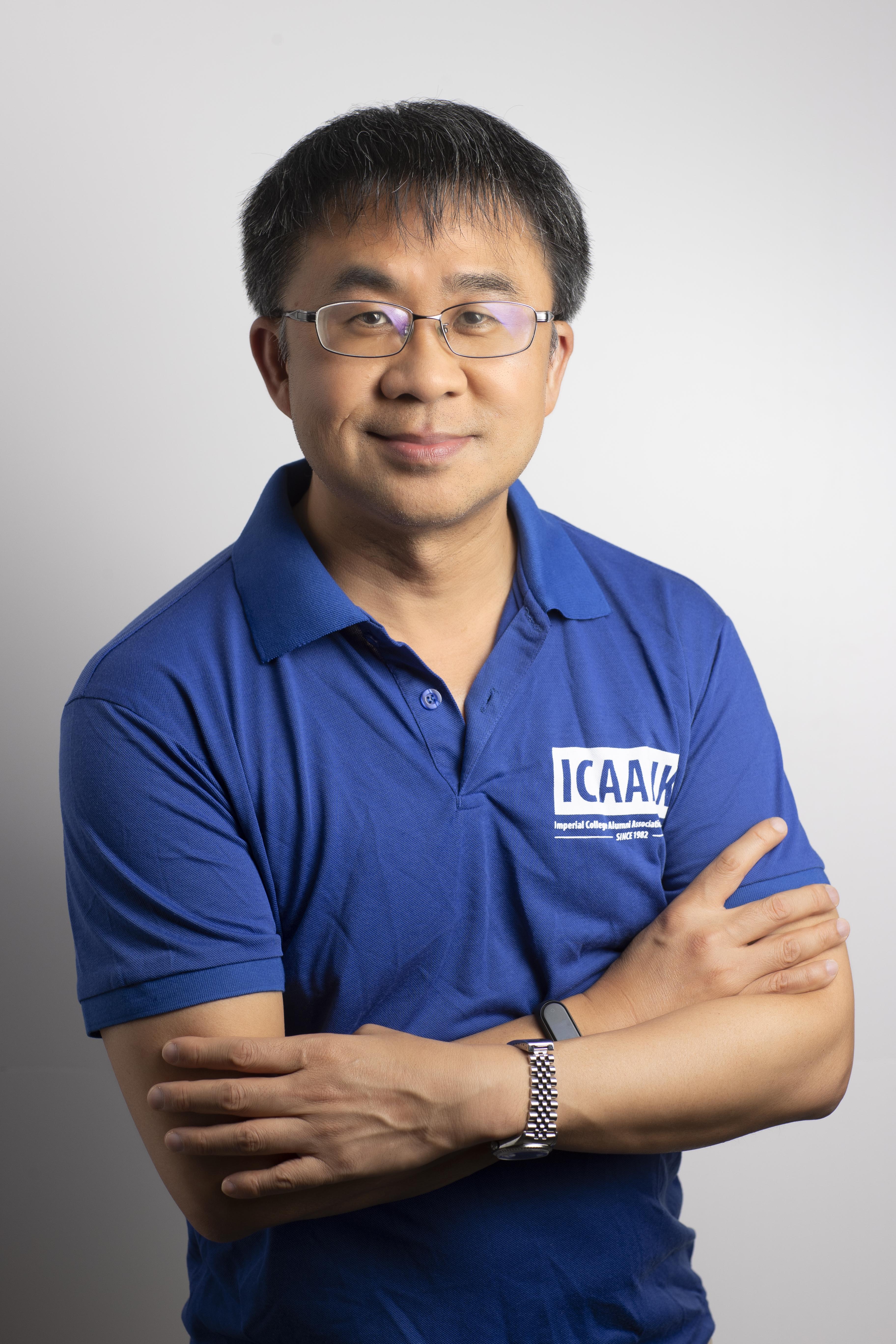 Prof Ken Ho
