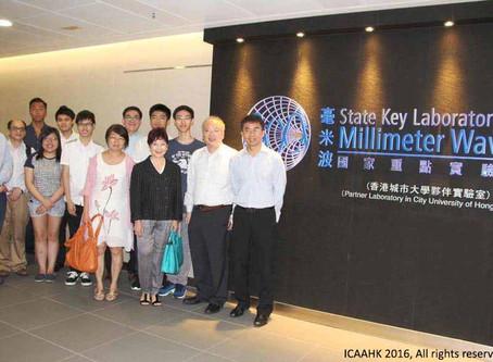 Alumni Technical Visit – 22August 2016