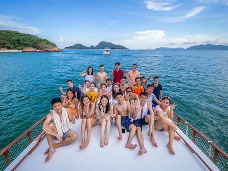 Boat Trip 2018