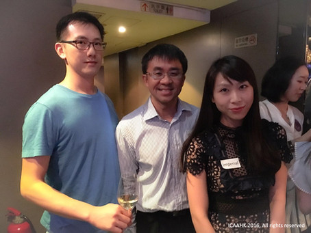 Joint Schools Mixer in Hong Kong