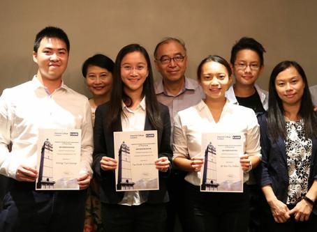 ICAAHK Scholarship Award Ceremony