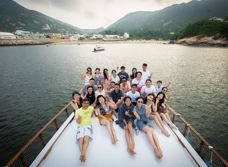 ICAAHK Annual Boat Trip 2019
