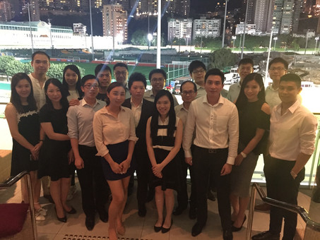 ICAAHK Happy Valley Race Night (22 June 2016)