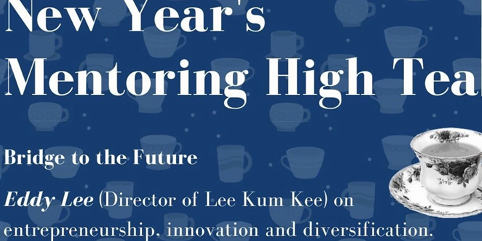 Come and Join New Year's Mentoring High Tea