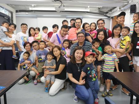 Magic Family Workshop