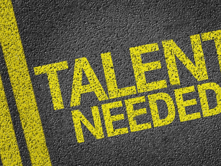 We are looking for talents!