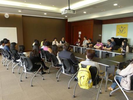 Visit to the Legislative Council Complex (16 April 2016)