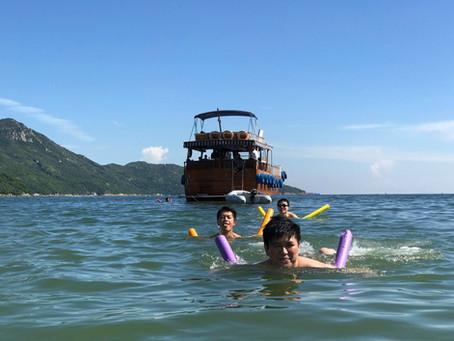 ICAAHK Boat Trip 2017
