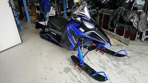 Yamaha MP 600 transporter