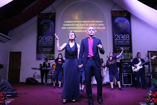 Casamentos com Honra • 2018