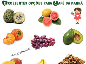 Frutas que dão energia