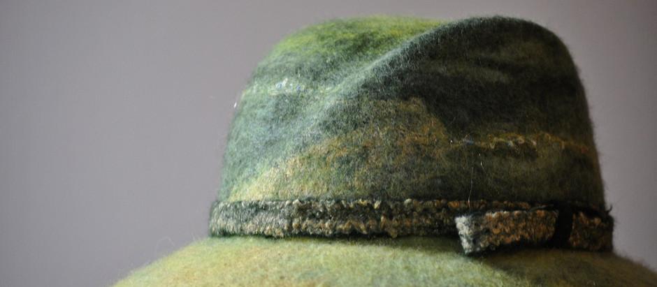 羊から帽子まで from sheep to hat