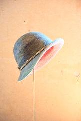Monet モネ シャポーチホレーヌ鎌倉のフェルト帽子 レディース