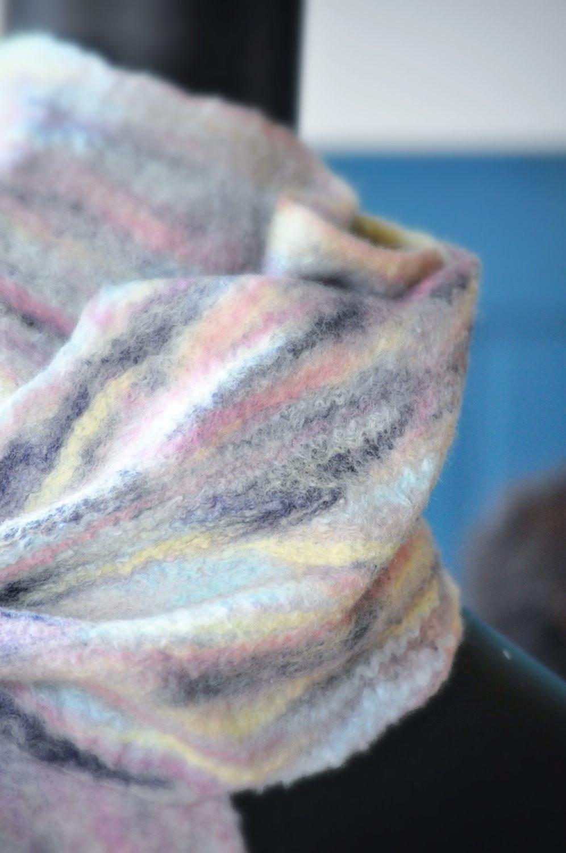 Chiholaine_Workshop_Handfelted shawl1