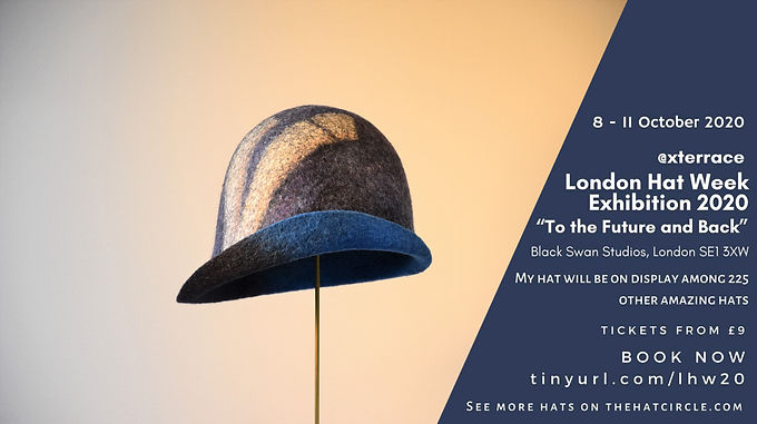 London Hat Week Exhibition 2020