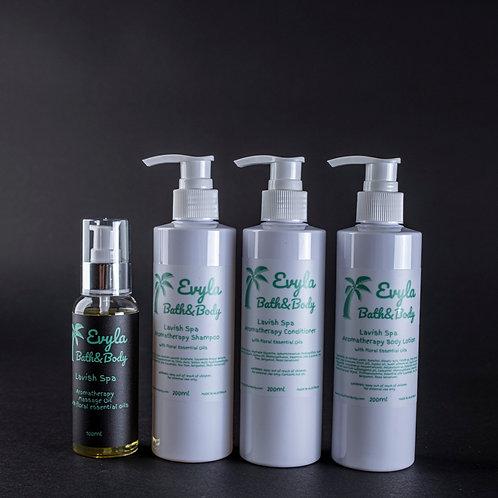 Lavish Spa Aromatherapy Bundle