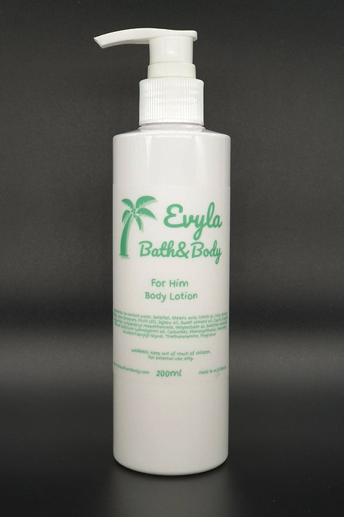 For Him Body Lotion 200ml